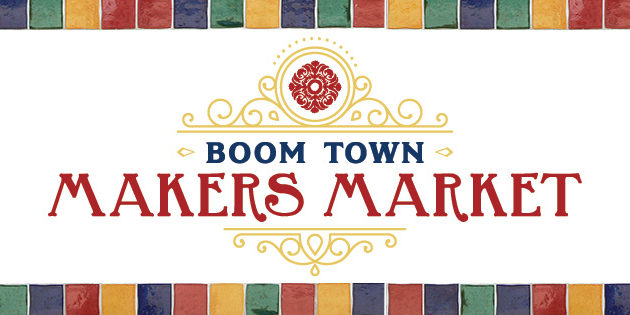 Boomtown Makers Market