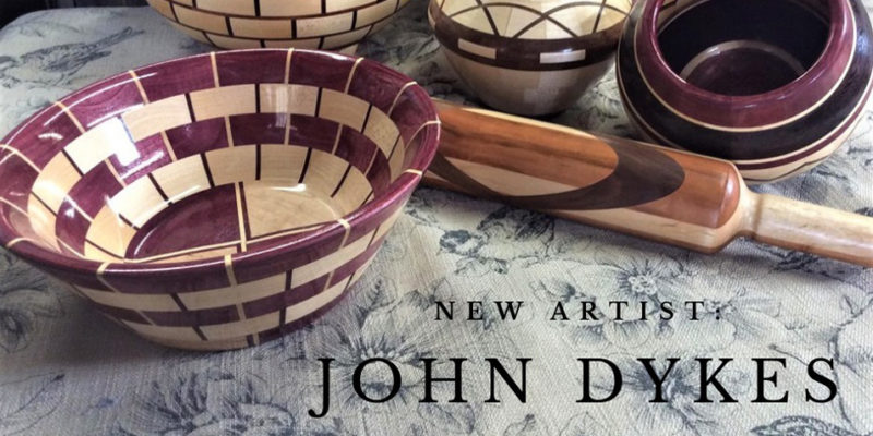 John Dykes - Boomtown Makers Market