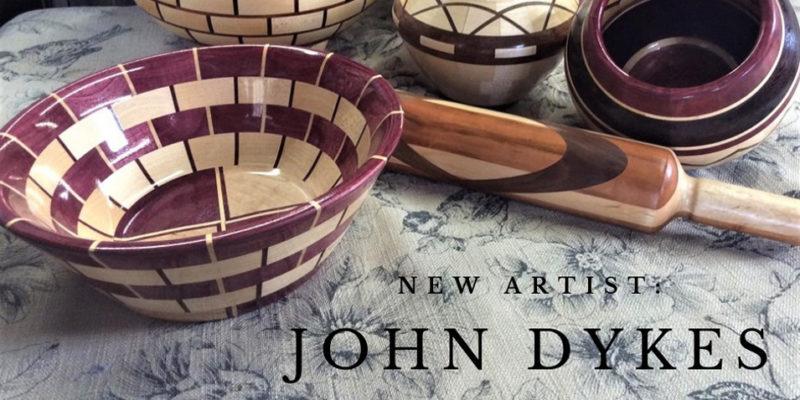 John Dykes - Boomtown Makers Market
